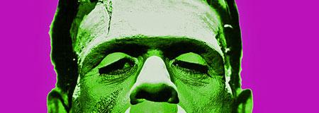 Frankenstein graphic
