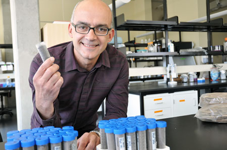 Professor John Klironomos, Associate Dean of Research and Fellow with the Royal Society of Canada, will emcee Nobel Night on December 10.
