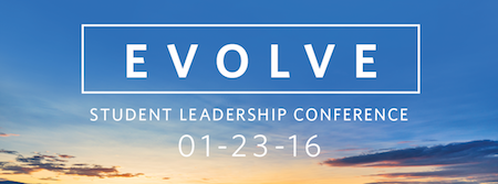 Student Leadership Conference graphic