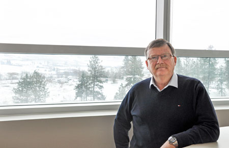 Former superintendent of schools Hugh Gloster joins UBC as project manager for the renewal of the Faculty of Education program.