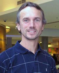 Associate Professor of Economics John Janmaat
