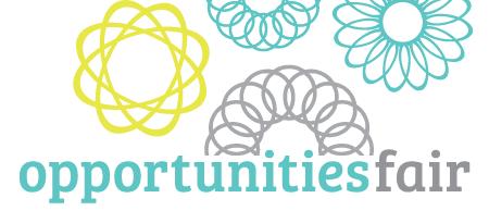 Opportunities Fair Graphic