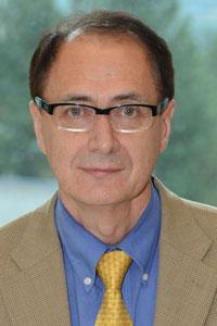 Assoc. Prof. Bernard Schulz-Cruz is helping coordinate the Okanagan international film festival, which starts Tuesday, March 1.