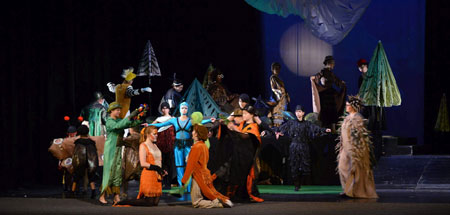UBC's Opera Ensemble will perform at the Kelowna Community Theatre on March 21.