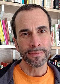 FCCS Visiting Scholar John Greyson