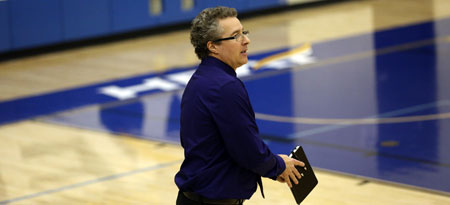 Another record setting season in the Okanagan has the Heat's Steve Manuel adding a coach of the year award to the list of accolades the women's volleyball squad has earned in 2015/16.