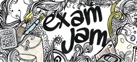 Graphic for Exam Jam