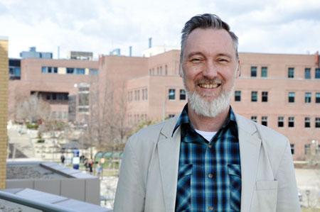 Leyton Schnellert, assistant professor of education.