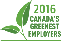 Graphic for Canada's Greenest Employers