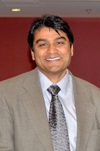 Rehan Sadiq, associate dean of engineering
