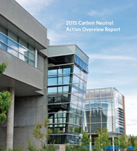 Image for Carbon Neutral Action Report