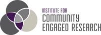 logo for Institute for Community Engaged Research