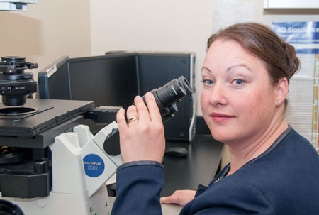Associate Professor of Biology Deanna Gibson says some fats are getting a bad rap and can actually help protect us from inflammatory diseases.