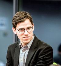 Carey Doberstein, assistant professor of political science.
