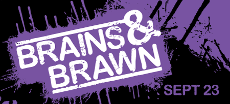Graphic for Brains and Brawn