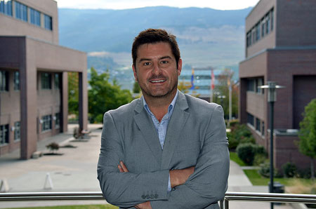 Psychology professor Stephen Porter.