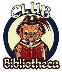 Logo for Club Bibliotheca