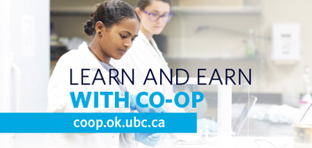 Graphic for co-op program