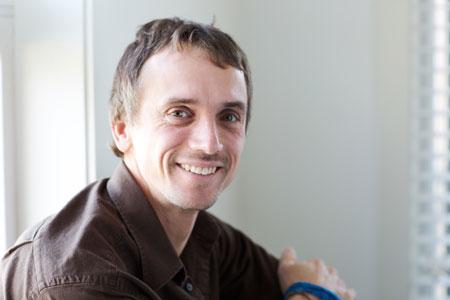 John Janmaat, associate professor of economics.