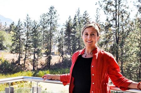 Karen Ragoonaden, coordinator of the Summer Institute in Education.