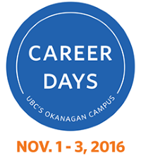 Graphic for Career Days 2016