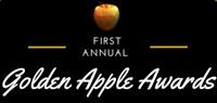 Golden Apple Awards graphic