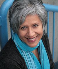 Award-winning Canadian writer, Renée Sarojini Saklikar