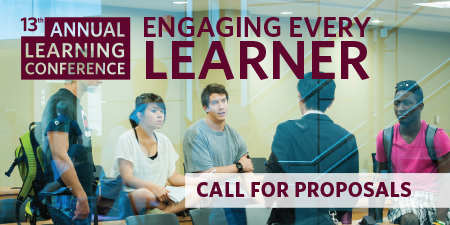 Graphic for Learning Conference proposals