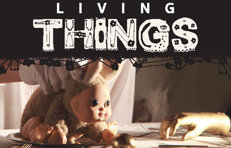 Graphic for Living Things festival