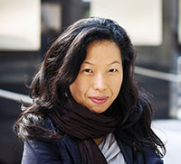 Min Sook Lee, assistant professor of art and social change at the Ontario College of Art and Design.