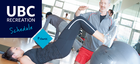 Graphic for Group Fitness program