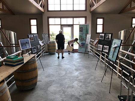 Appreciating the British Columbia wine territory, an