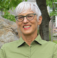 Sue Frohlick, professor of anthropology and women and gender.