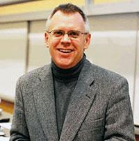 Andrew Irvine, professor of philosophy.