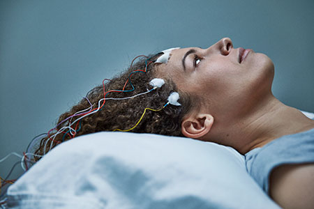 Disbelieved by doctors, Jennifer Brea turns the camera on herself to reveal the hidden world of ME in her film, Unrest.