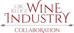 UBC-KEDGE Wine Industry Collaboration logo