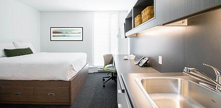 Image of Ponderosa Studio's premium suites