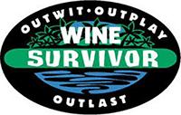 Graphic for Wine Survivor