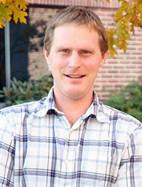 Wesley Zandberg, assistant professor of chemistry, and his PhD student Matthew Noestheden, worked in collaboration with several local vineyards and a Kelowna-based analytical company Supra Research and Development.