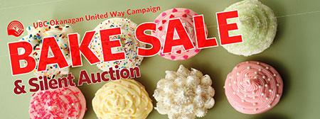 United Way bake sale image