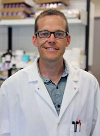Jonathan Little, assistant professor in UBC Okanagan's School of Health and Exercise Sciences.