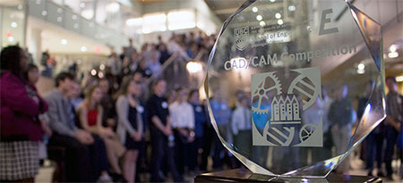 2017 Engineering One Design Competition award