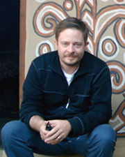 David Geary, assistant professor of anthropology.