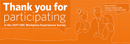 Workplace Experiences Survey graphic