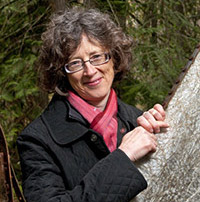 Nancy Holmes, associate professor of creative writing and poetry