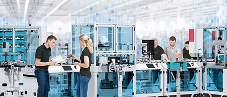 Stock photo for Design for Industry 4.0 event