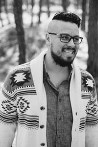 UBC Okanagan PhD student Aaron Derickson.