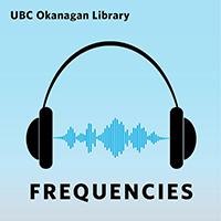 Frequencies podcast logo