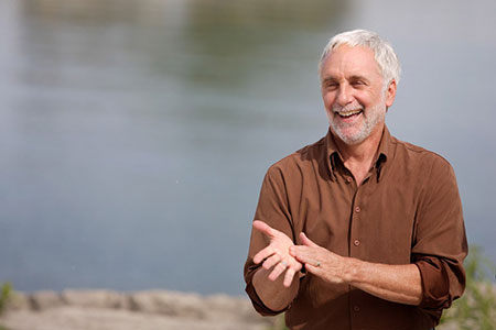 Discovery Channel's Jay Ingram will talk about Alzheimer's disease at a special presentation March 20, at the Kelowna Community Theatre as part of Embrace Aging Month.