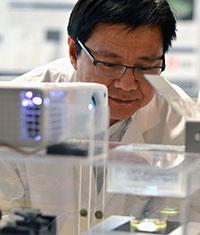 Keekyoung Kim, associate professor at UBC Okanagan's School of Engineering
